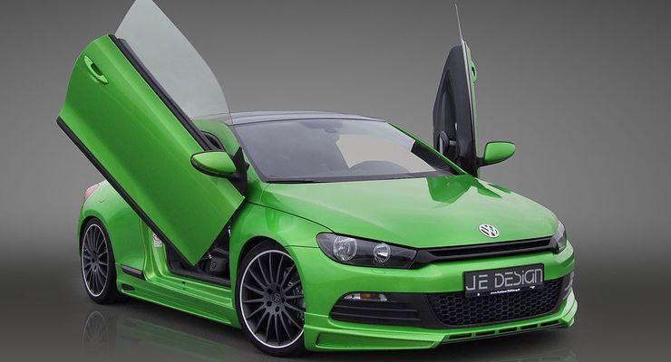 VW Scirocco von JE Design