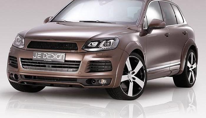 JE DESIGN VW Touareg 7P R-Line