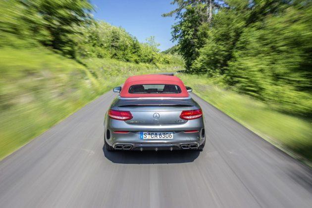 Fahrbericht Mercedes AMG C 63 S Cabriolet 009