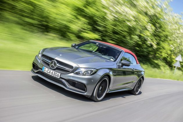 Fahrbericht Mercedes AMG C 63 S Cabriolet 010