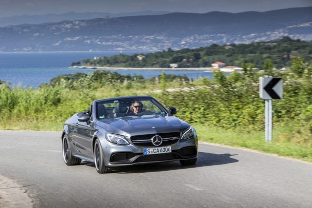 Fahrbericht Mercedes AMG C 63 S Cabriolet 013