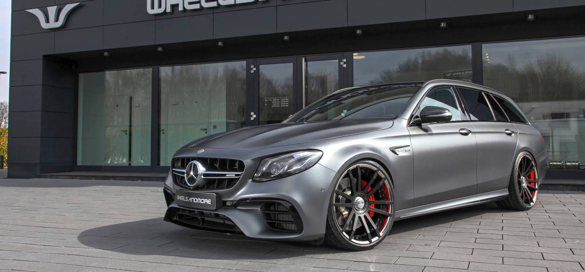 mercedes e63 s amg tuning by wheelsandmore. Black Bedroom Furniture Sets. Home Design Ideas