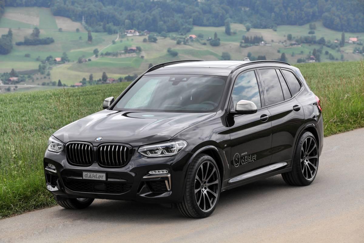 BMW X3 (G01) «dÄHLer competition line» - Tuningcar.de das ...