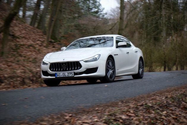 Maserati Ghibli Diesel 014