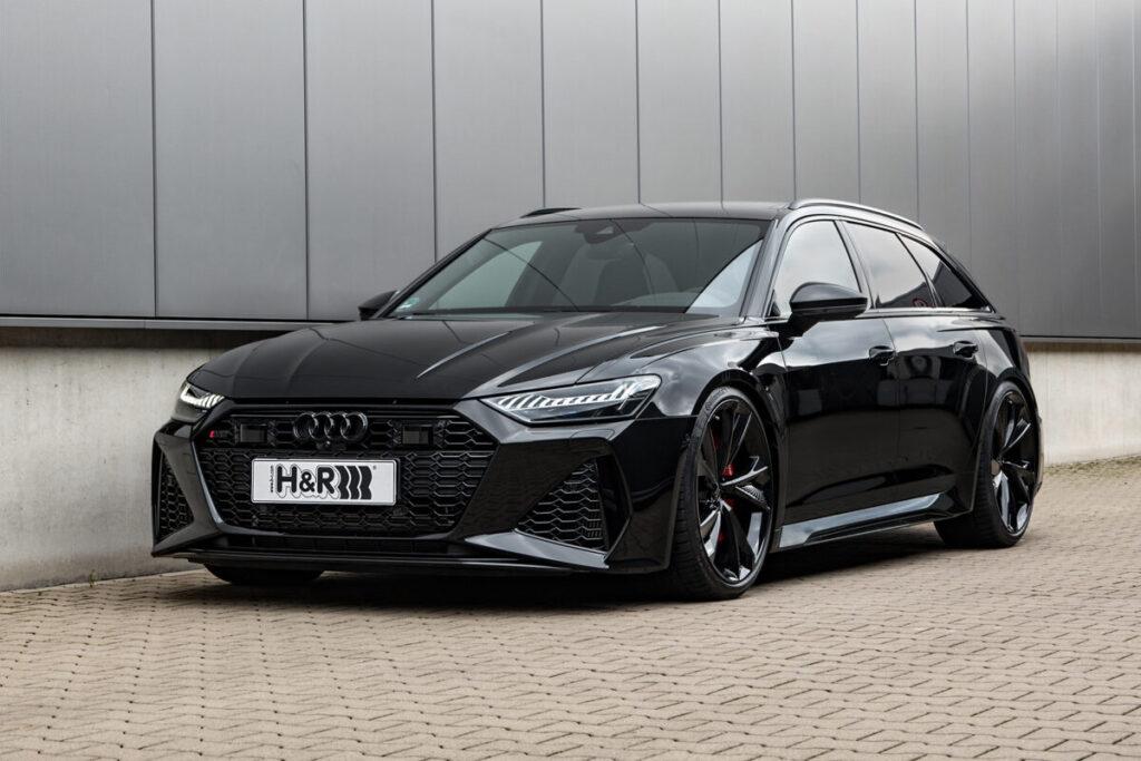 Audi RS6 Gewindefedern Front