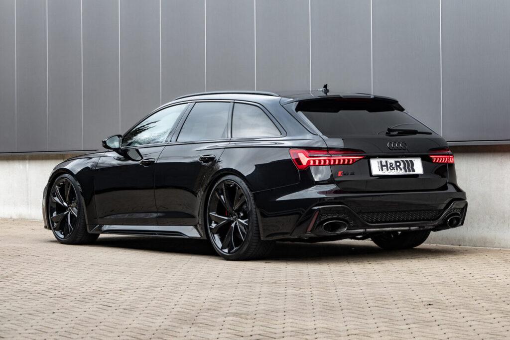 Audi RS6 Gewindefedern Heck
