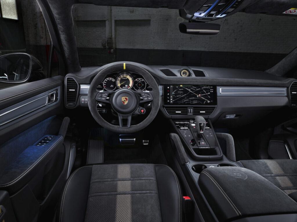 Cayenne Turbo GT 4