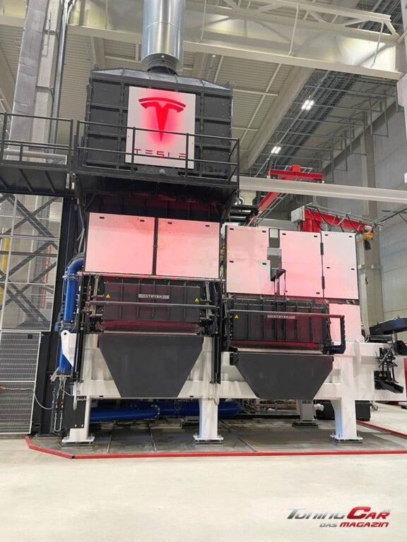 Tesla Gigafactory 29