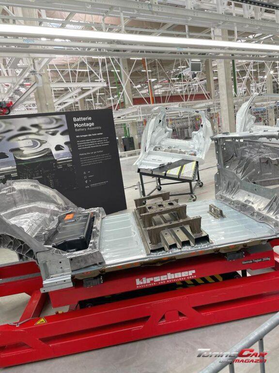 Tesla Gigafactory 46