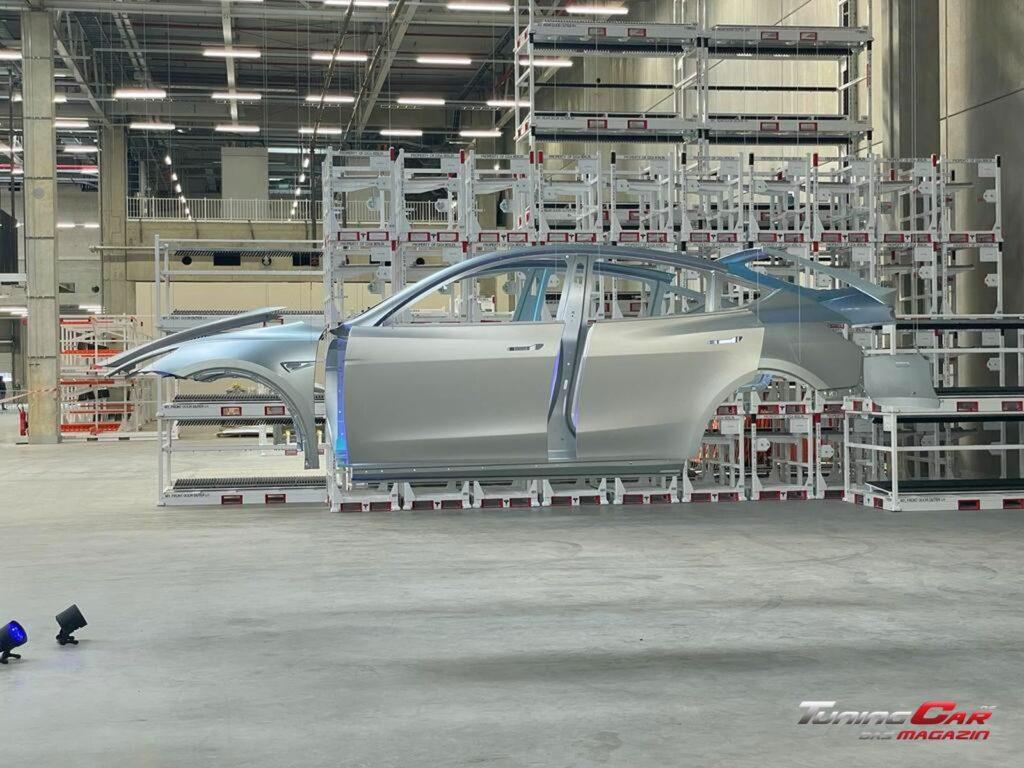 Tesla Gigafactory 5
