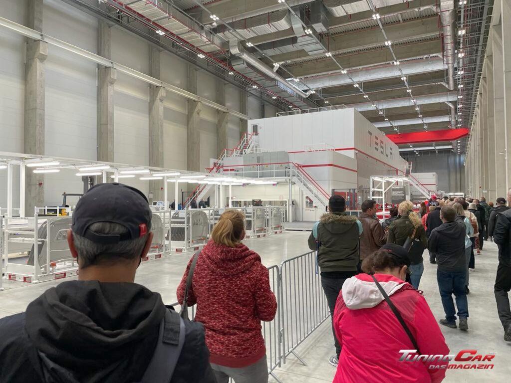 Tesla Gigafactory 9